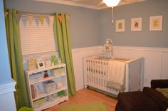 possible curtains for baby's room