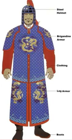 Ming Dynasty - Musketeer