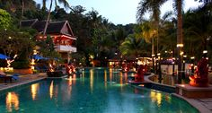 Official Web Site of the Andaman White Beach Resort in Phuket, Thailand