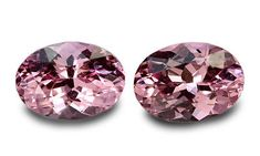 Spinel 110873: 1.44 Carats Natural Mahenge Spinel Loose Gemstones - Oval Pair -> BUY IT NOW ONLY: $720 on eBay!