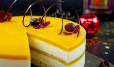 Bagerlandsholdets nytårsdessert: Panna Cotta dessert med passionsfrugt & mango
