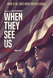 When They See Us TV-MA - ) Biography Drama History Netflix series - Chronicle the true story of a notorious case of five black teenagers who were convicted of a rape they did not commit. Kevin Richardson, Buy Movies, Netflix Movies, Movies Online, Movie Tv, Movies 2019, Joseph Fiennes, Lauren German, Bob Morley
