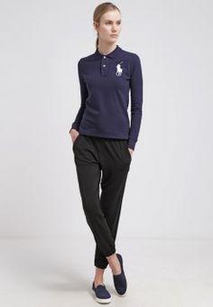 Polo Ralph Lauren - Poloskjorter - newport navy