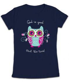 God Is Good Junior T-Shirt   Juniors God T-Shirt   Juniors Christian T-Shirt