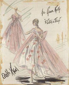 grace kelly in rear window wardrobe - Google Search