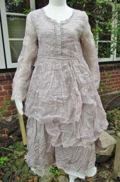 Ewa i Walla Kleid in elephant grey, Gr. M in Vêtements, accessoires, Femmes: vêtements, Robes   eBay