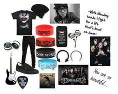 """""""Escape The Fate ~ Requested Set"""" by twilight4ever78 ❤ liked on Polyvore featuring SELECTED, Vans, women's clothing, women's fashion, women, female, woman, misses and juniors"""