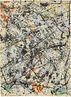 A Rare and Intimate 1949 Jackson Pollock | Sotheby's Paul Jackson, Jackson Pollock, Abstract Expressionism, American Artists