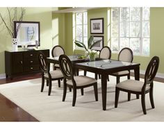 Astoria Dining Room Table  Furniture $66499  Dining Room Simple Value City Kitchen Sets Review