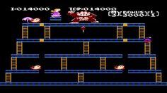 Donkey Kong NES Level 3 Invincibility Cheat