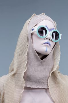<p>Here's the latest series from Russian, London based photographer Kati Turkina aka Turkina Faso, the 'Clockwork Majesty' series that seems to be inspired by Star Wars meets 5th Ele