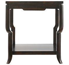 Et Cetera - Modern Ming Square Lamp Table