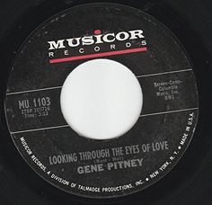 """45vinylrecord Looking Through The Eyes Of Love/There's No Livin Without Your Lovin (7""""/45 rpm) MUSICOR http://www.amazon.com/dp/B0168U1DQK/ref=cm_sw_r_pi_dp_9.dfwb1P9NFCR"""