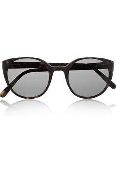 8f8d852e24 Prism - Copenhagen round-frame matte-acetate sunglasses