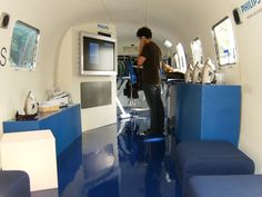 Airstream intérieur