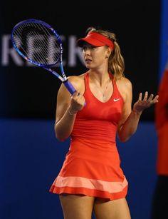 Maria Sharapova: 2015 Australian