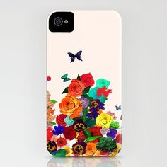HORTICOUTURE - Original AW/11 iPhone Case by CSERA surfaces - $35.00
