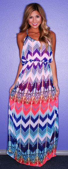 Sweet All Over Maxi - $48.00