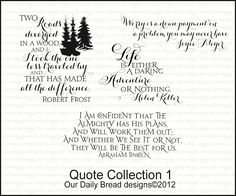 Collection of hundreds of Free Quotations from all over the world.
