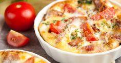 Recette de Quiche sans pâte légère poivrons et chorizo. Facile et rapide à réaliser, goûteuse et diététique. Ingrédients, préparation et recettes associées.