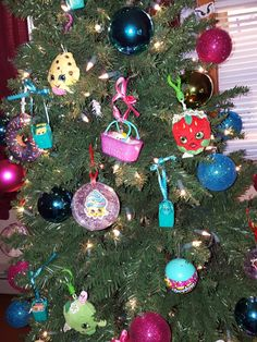 Shopkins Christmas Tree! | Shopkins | Pinterest | Shopkins ...