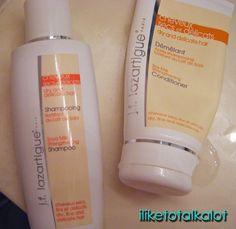 lazartigue lazartigue soy milk strengthening shampoo iliketotalkalot - Lazartigue Color