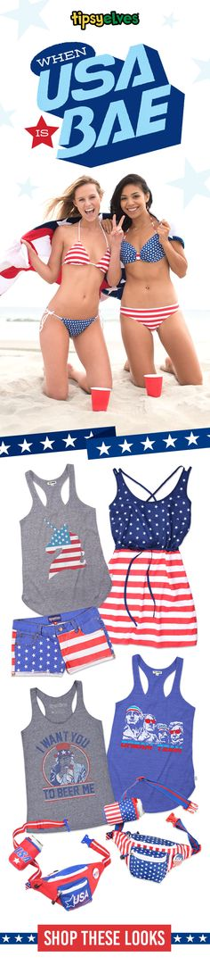Shop the ALL NEW Patriotic Collection!