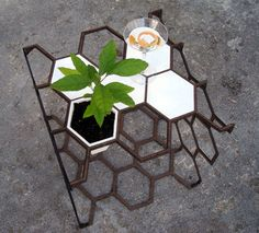 Honeycomb Gardening System | Urban Gardens | Unlimited Thinking For Limited Spaces | Urban Gardens