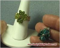 How to Make St Patrick's Day Shamrock and Lucky Clover Jewelry Tutorials - The Beading Gem's Journal