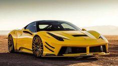 Prior Design Ferrari 458 by Creative Bespoke