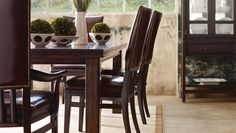 Contemporary Dining Room Furniture: Tips for Entertaining  http://www.stowersfurniture.com/blog/contemporary-dining-room-furniture-tips-for-entertaining/