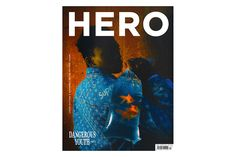 The Supreme x Louis Vuitton Collection Fronts One of 'HERO' Magazine's Latest Covers: Shot by Dexter Navy. Louis Vuitton Collection, Street Culture, Hip Hop Artists, Clothes Horse, Hero, Cover, Magazines, Streetwear, Beast