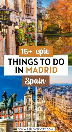 Europe Travel Outfits, Europe Travel Guide, Europe Destinations, Spain Travel, Madrid Travel, European Travel Tips, Travel Aesthetic, Travel Photos, Travel Inspiration