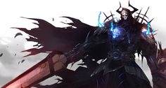 This HD wallpaper is about game character digital wallpaper, men, Fate/Grand Order, Fate Series, Original wallpaper dimensions is file size is Fate Assassin, Dark Fantasy, Fantasy Art, Character Inspiration, Character Art, Fate/stay Night, Avenger, Death Knight, Fate Characters