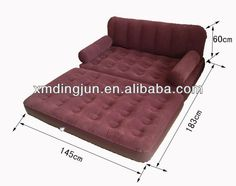 Sectional Sofa Blue Flocked Pvc Air Bed u Sofa u Chair In Air Beds Sofa Air Beds Sofa Buy In Air Sofa Bed Air Lounge Sofa Bed Flocked Inflatable Sofa Bed Product