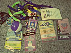#NameTags #Scouts #Camp #School