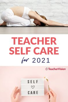 Here we provide 6 life-saving tips and graphic organizers so you can take care of yourself while teaching through a pandemic. This interactive workbook is designed so you can easily apply the tips and strategies included to alleviate day-to-day stress and build a healthier, happier you in 2021! #teacherselfcare #selfcaretips #selfcareforteachers