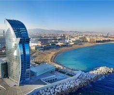 Luxury Hotels in Barcelona