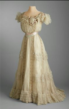 The HoopSkirt Society — Presentation Gown for 16 year old Washington DC...