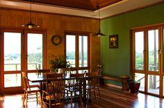 Winter Sun, Minimalism, Windows, Rustic, Home, Country Primitive, Ad Home, Retro, Farmhouse Style