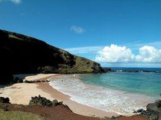 Ovahe Beach, Easter Island