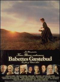 El festín de Babette [Vídeo] / escrita y dirigida por Gabriel Axel