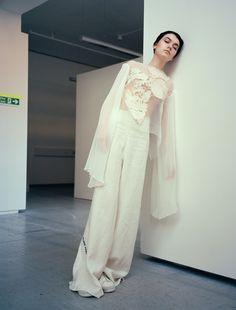 YIFEI LIU for Sicky Magazine | Photography by Igor Termenon