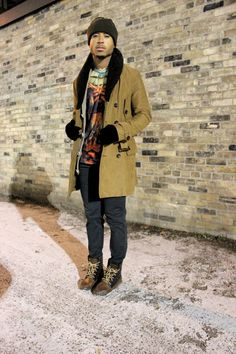 Nathaniel , 19 , Fashion blogger , Toronto  #BlackfashionFacebookTwitter@BlackFashionby