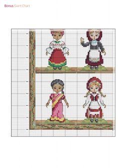 (1) Gallery.ru / Фото #68 - Cross Stitch Collection 272 - tymannost