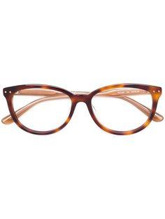34fb0be710ee Bottega Veneta Eyewear Square Frame Glasses