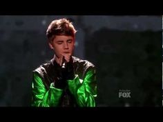 """Justin Bieber & Stevie Wonder """"The Christmas Song"""" X Factor Finals (HD) .mp4 - YouTube"""