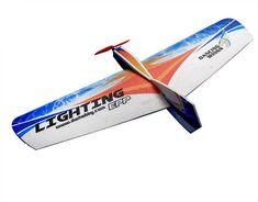 DW HOBBY Lighting 1060mm Wingspan EPP Flying Wing RC Airplane Training KIT #radiocontrolledairplanes
