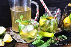Lemoniada Mojito - Madame Edith