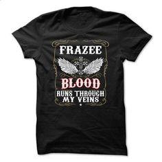 FRAZEE - Blood - #long shirt #casual tee. ORDER NOW => https://www.sunfrog.com/LifeStyle/FRAZEE--Blood-rhiirutchh.html?68278